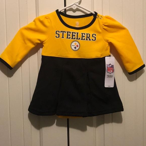 🎀NFL Pittsburgh Steelers Cheerleader Outfit